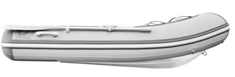 Φουσκωτά Βαρκάκια PVC- Rib με γάστρα ″V″ και Φλατ Πάτωμα 250cm-330cm