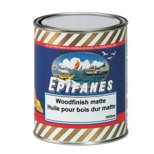 Βερνίκι Διαφανές Epifanes, για ξύλινες επιφάνειες ματ