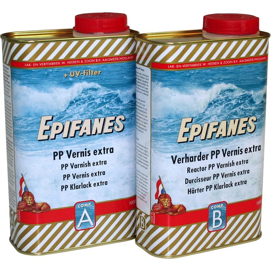 Βερνίκι, Epifanes  PP Varnish Extra, 2 Συστατικών