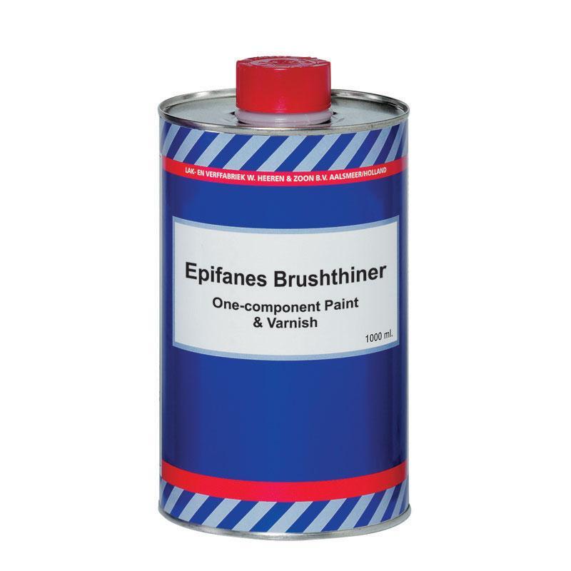 Διαλυτικό Epifanes για Βερνίκια, Μπογιές & Πολυουρεθάνης