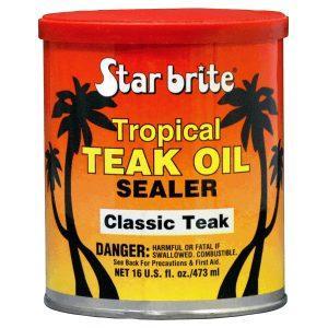 Σφραγιστικό - Sealer Classic Teak της Star Brite
